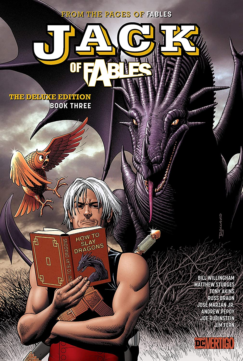 Jack of Fables: The Deluxe Edition: Book Three (Collected)
