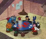 Justice League of Animals (Farm League)