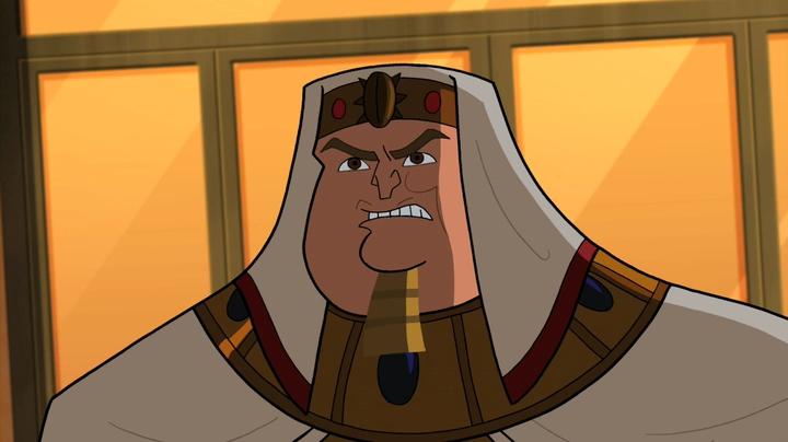 King Tut (The Brave and the Bold)