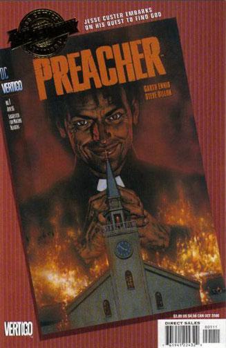 Millennium Edition: Preacher Vol 1 1