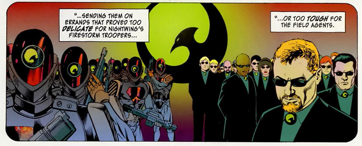 Nightwing (Earth-9)