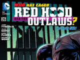 Red Hood and the Outlaws Vol 1 26
