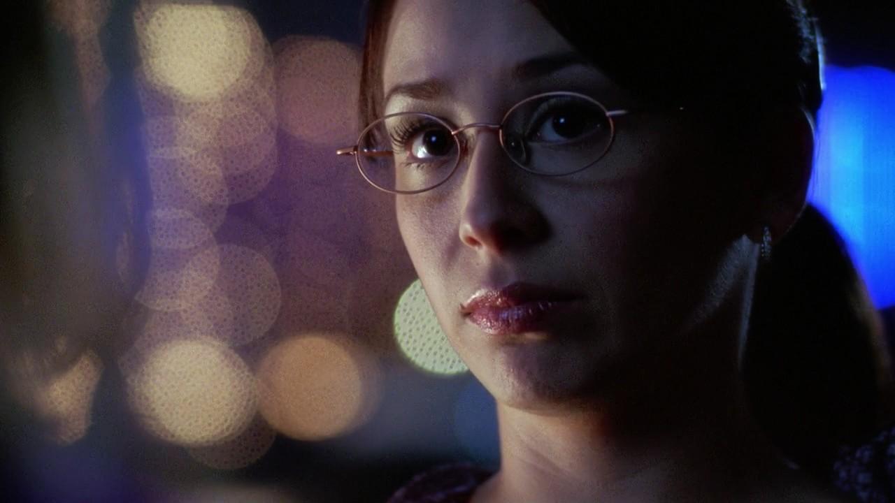 Sasha Woodman (Smallville)
