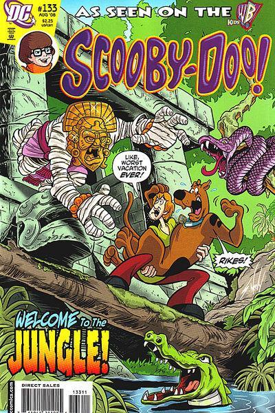 Scooby-Doo Vol 1 133