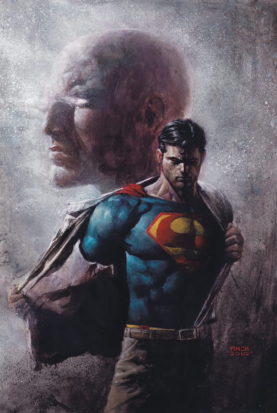Superman: The Black Ring Vol. 2 (Collected)