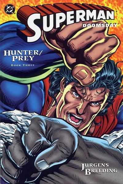 Superman/Doomsday: Hunter/Prey Vol 1 3
