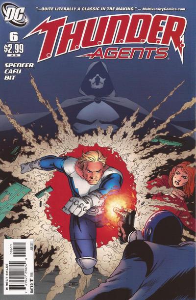 T.H.U.N.D.E.R. Agents Vol 3 6