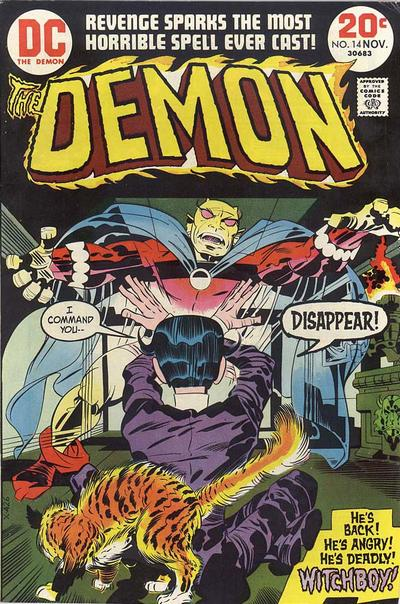 The Demon Vol 1 14