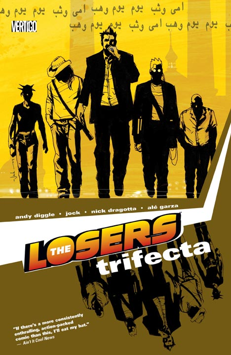 The Losers: Trifecta (Collected)