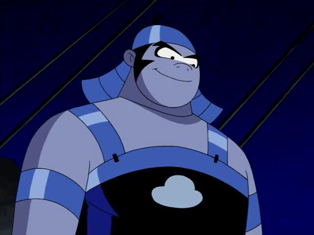 Gan Williams (Teen Titans TV Series)