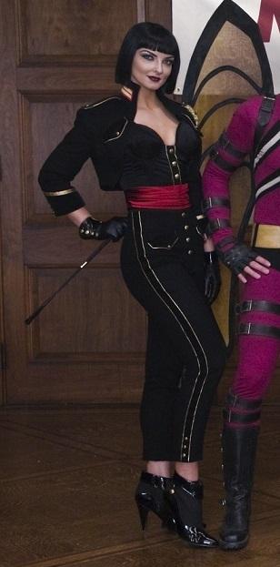Ursula Zandt (Watchmen Movie)