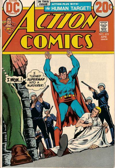 Action Comics Vol 1 423