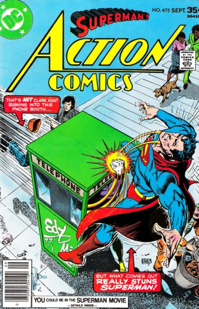 Action Comics Vol 1 475