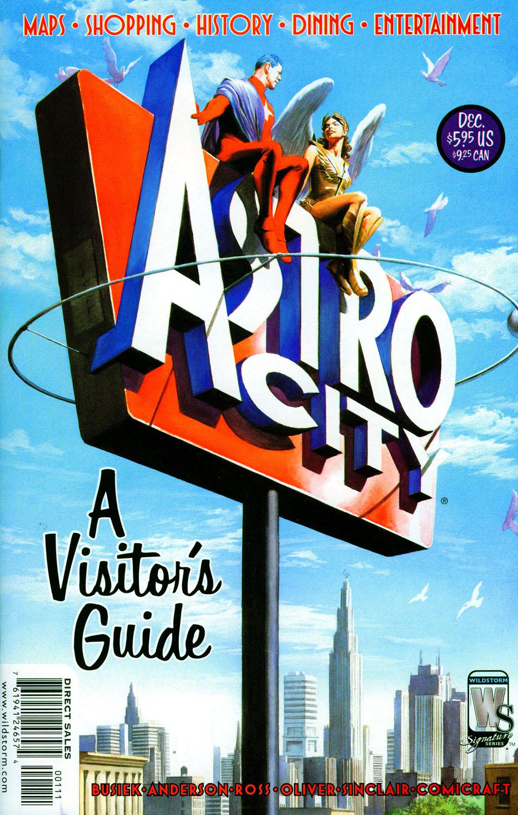 Astro City: A Visitors Guide Vol 1 1