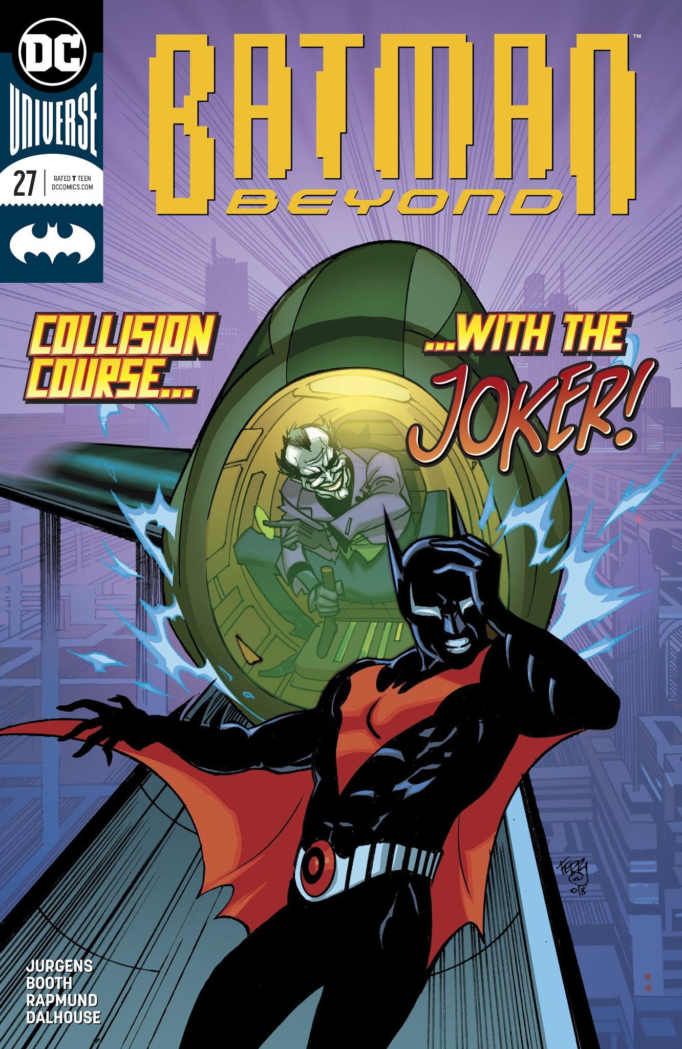 Batman Beyond Vol 6 27