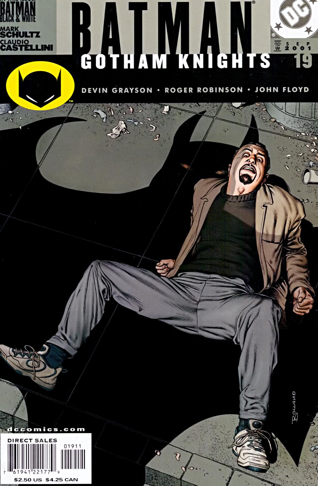 Batman: Gotham Knights Vol 1 19