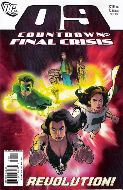 Countdown to Final Crisis Vol 1 9