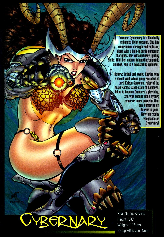 Katrina Cupertino (Wildstorm Universe)