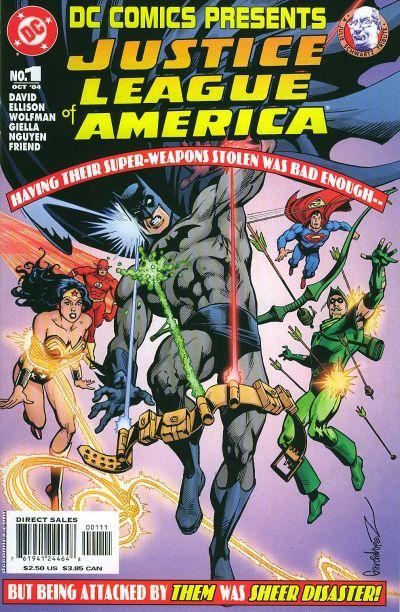 DC Comics Presents: Justice League of America Vol 2 1