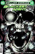 Dollar Comics Blackest Night Vol 1 1