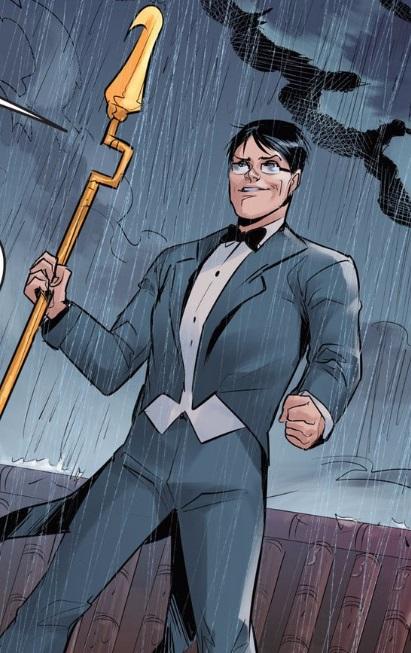 Edward Nygma (DC Bombshells)