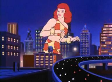 Giganta (Super Friends)