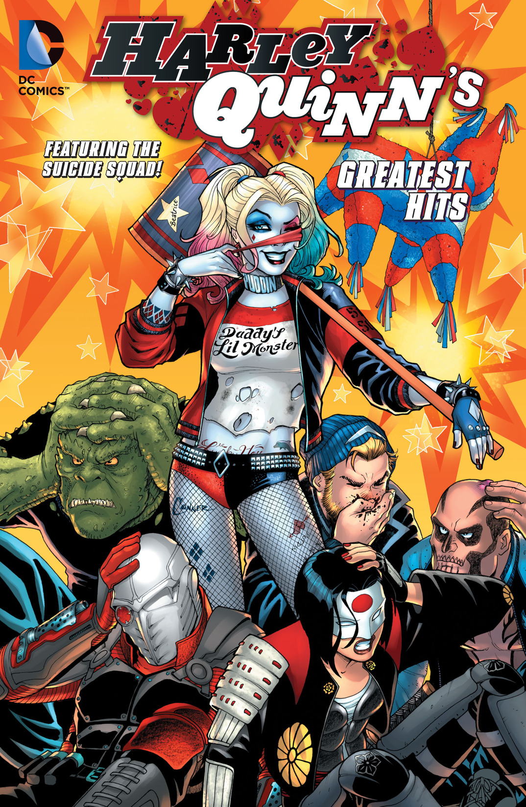 Harley Quinn's Greatest Hits (Collected)