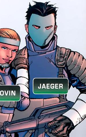 Jaeger Weiss (Wildstorm Universe)