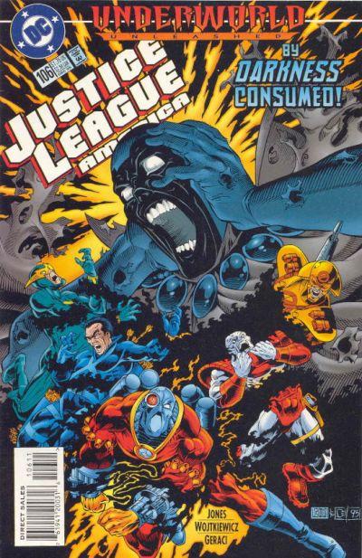 Justice League America Vol 1 106