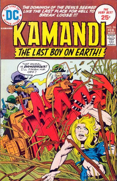 Kamandi Vol 1 26