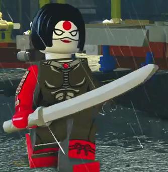 Tatsu Toro (Lego Batman)