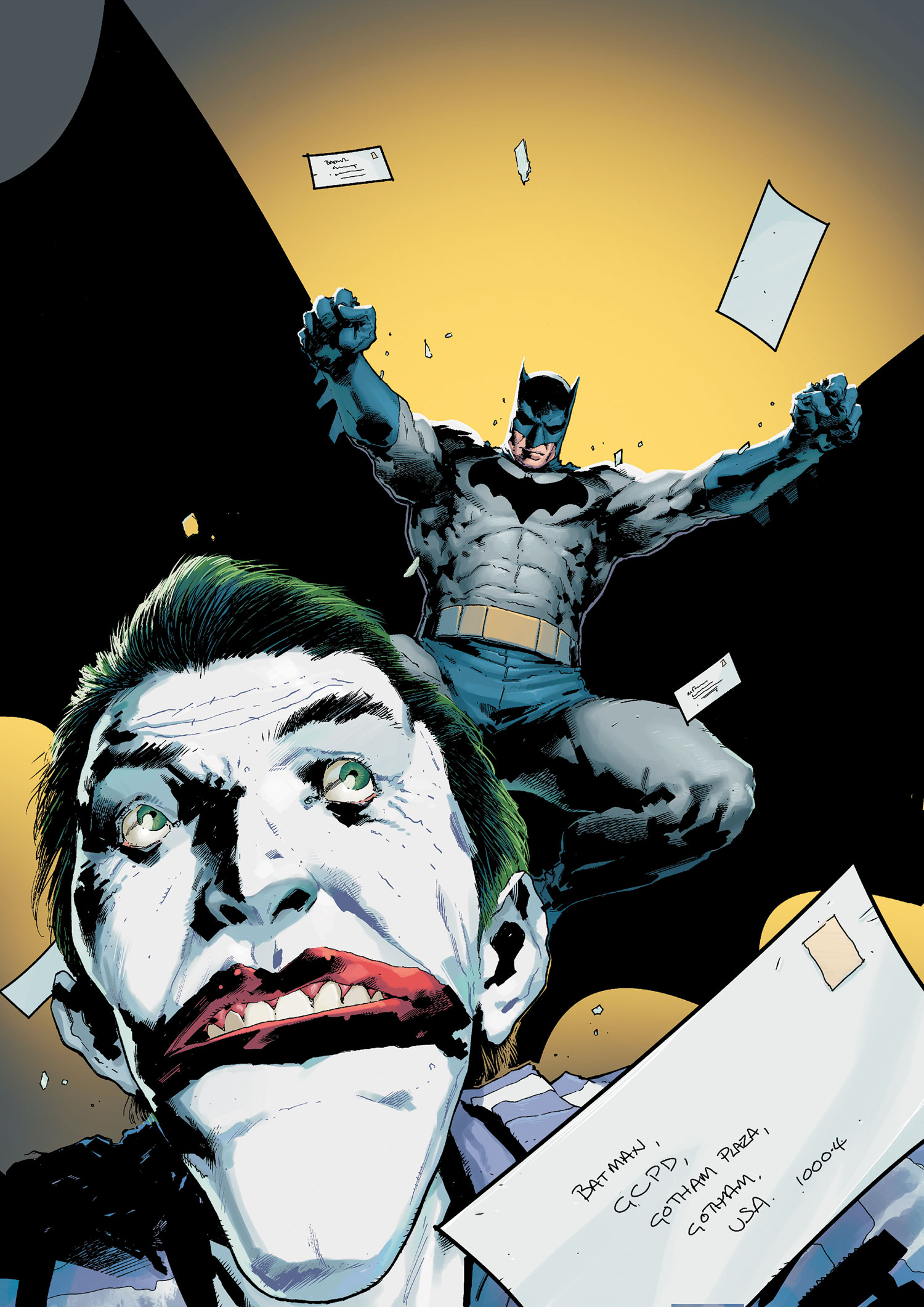 Legends of the Dark Knight Vol 1 3 Textless.jpg
