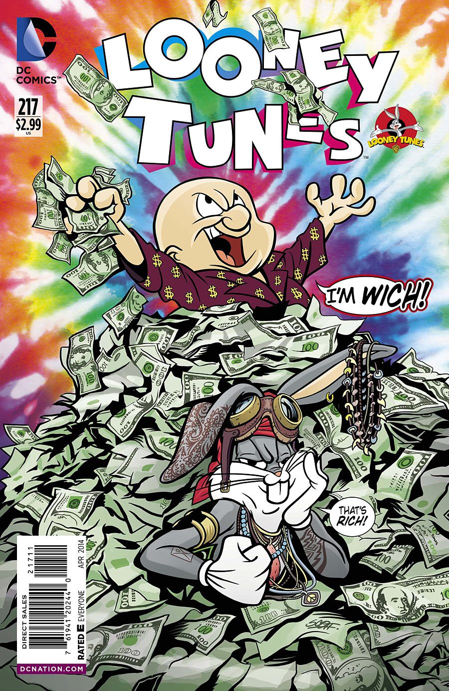Looney Tunes Vol 1 217