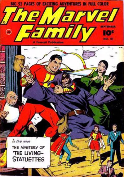 Marvel Family Vol 1 51