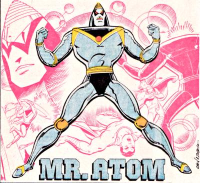 Mister Atom (Earth-S)