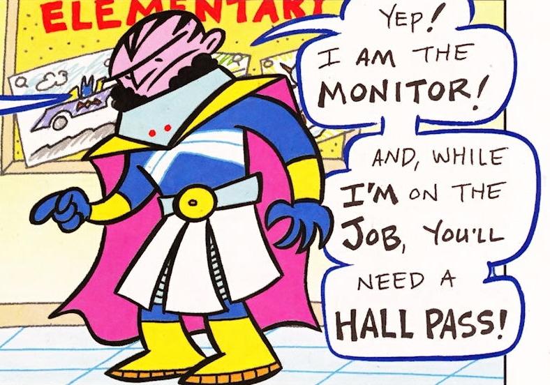 Monitor (Tiny Titans)