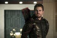 Oliver Queen Arrow Earth-X 0001