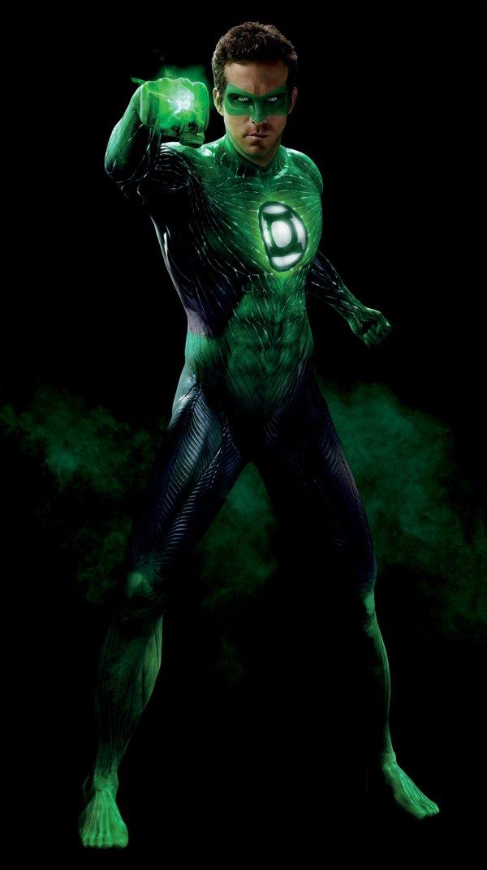Hal Jordan (Green Lantern Movie)