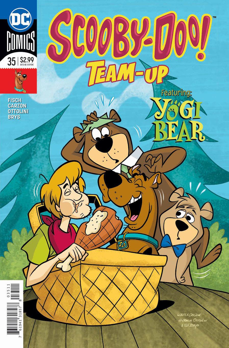 Scooby-Doo! Team-Up Vol 1 35
