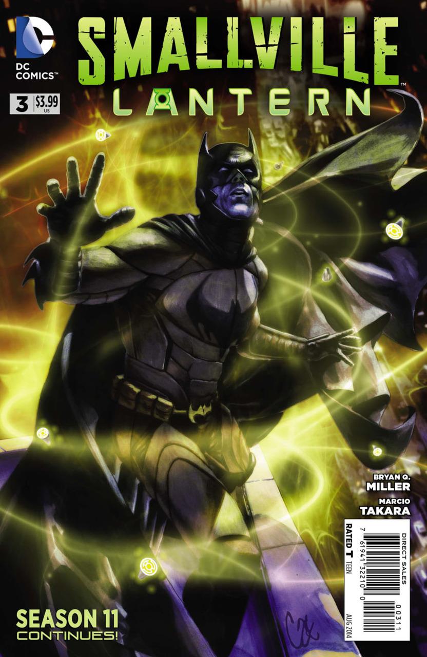 Smallville: Lantern Vol 1 3