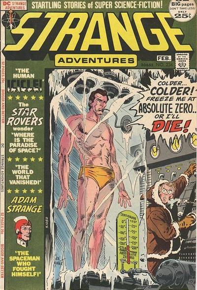 Strange Adventures Vol 1 234