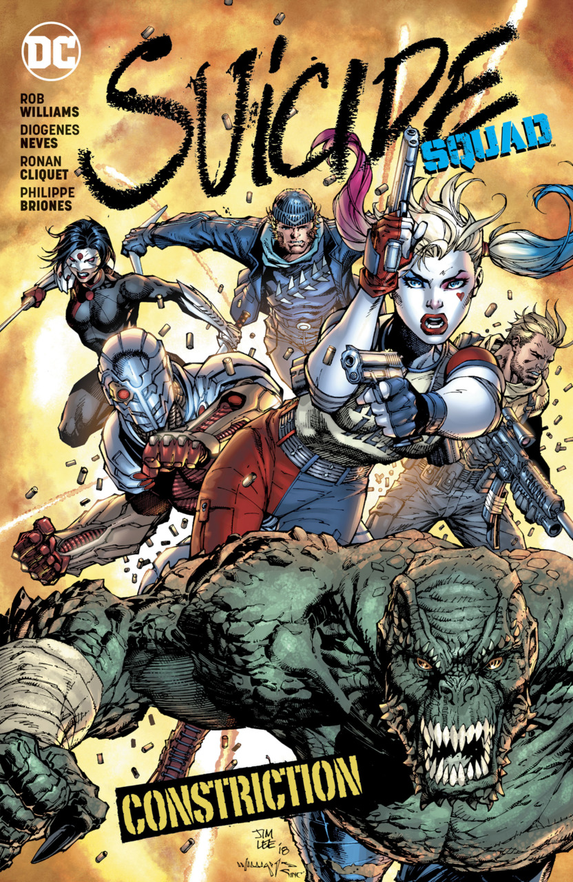 Suicide Squad: Constriction (Collected)