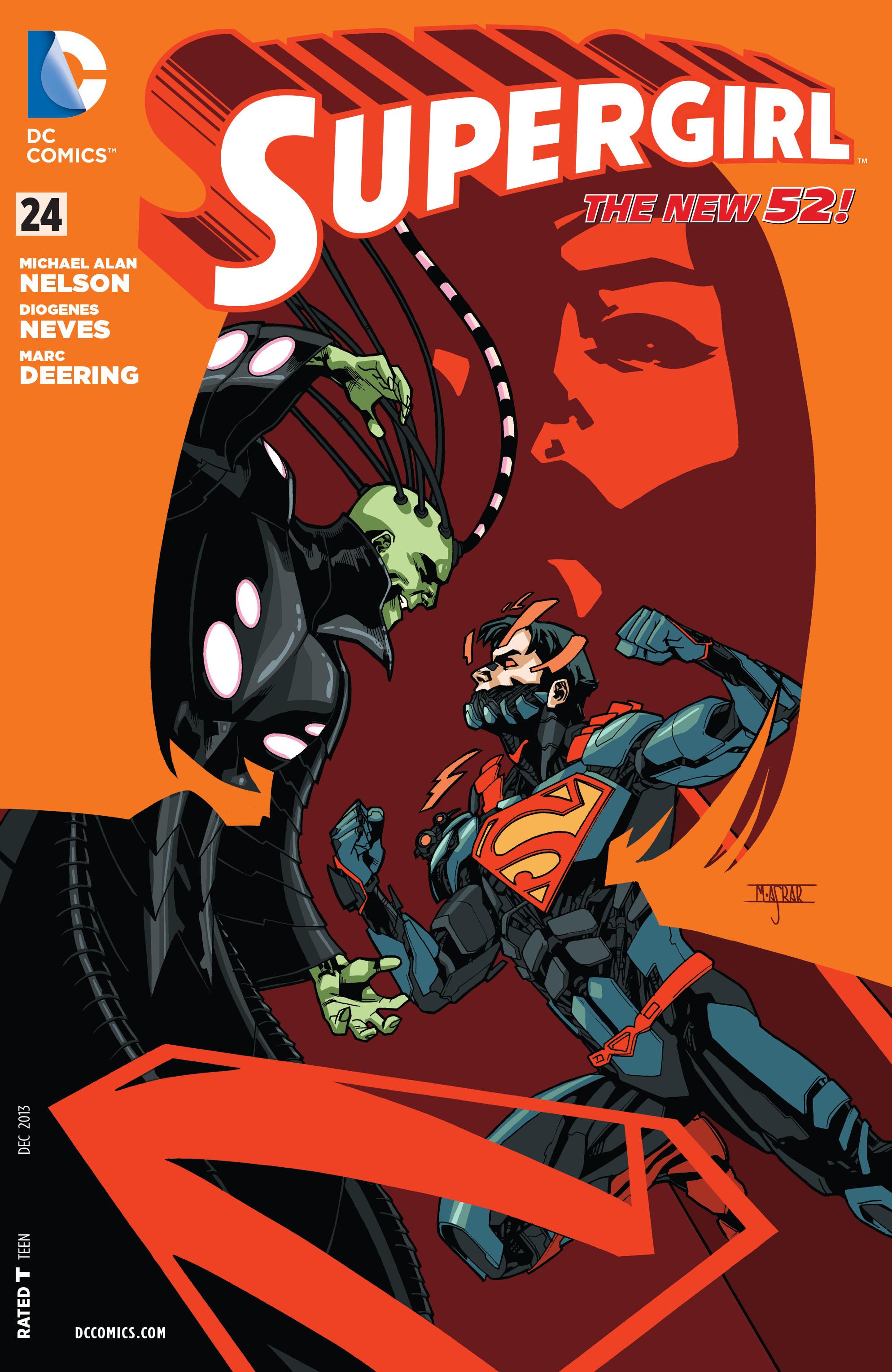 Supergirl Vol 6 24