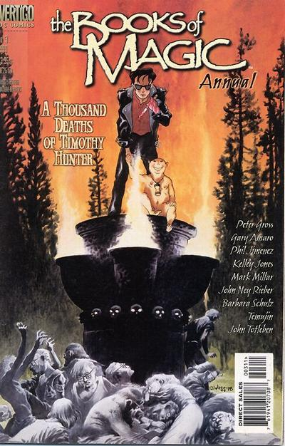 The Books of Magic Annual Vol 2 3