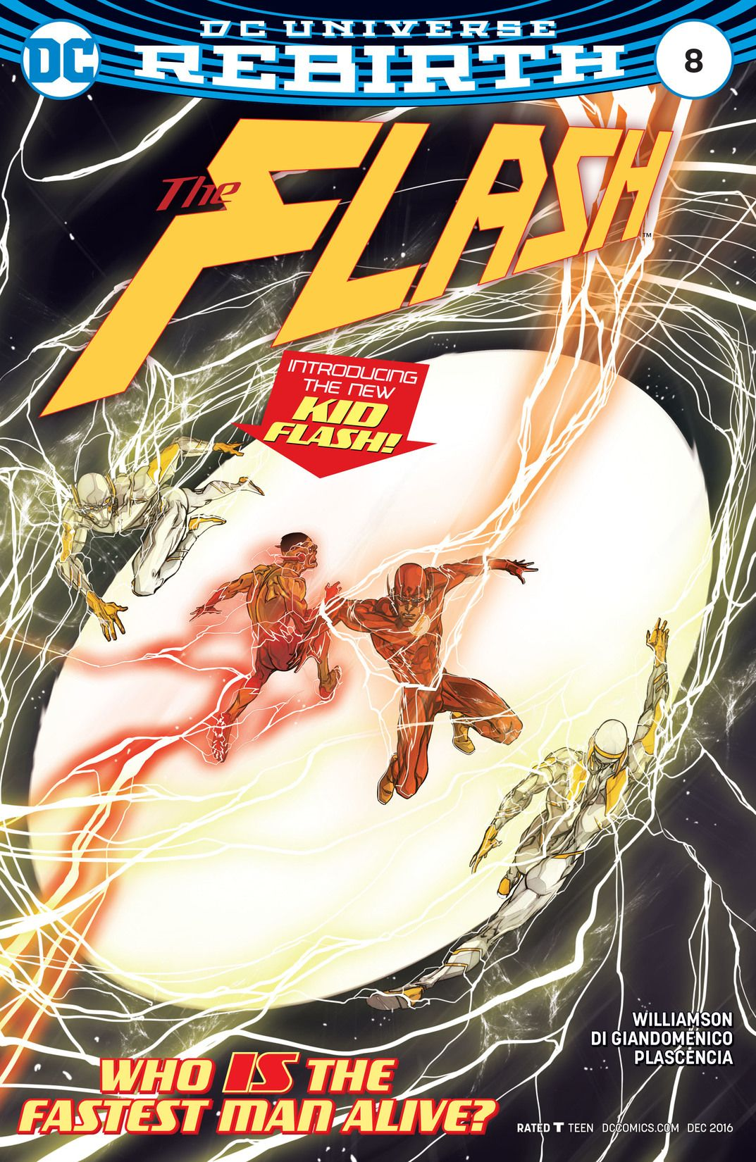 The Flash Vol 5 8