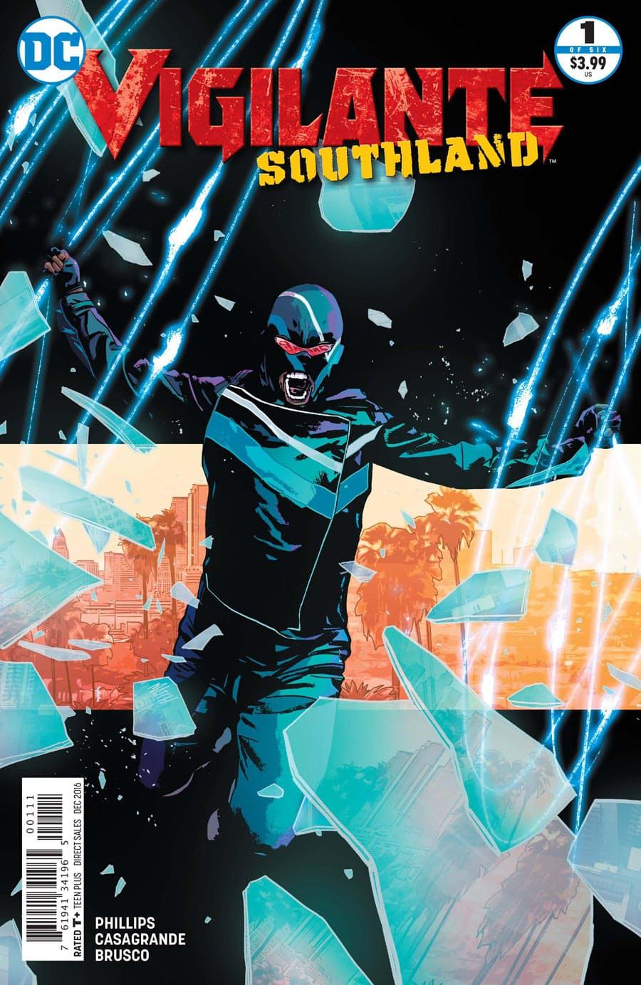 Vigilante: Southland Vol 1 1