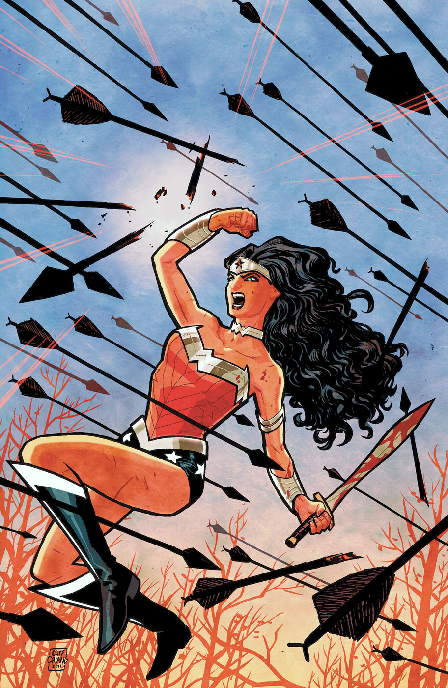 Wonder Woman Vol 4 1 Textless.jpg