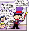 Abby Tiny Titans 01