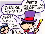 Abra-Ka-Dabra (Tiny Titans)