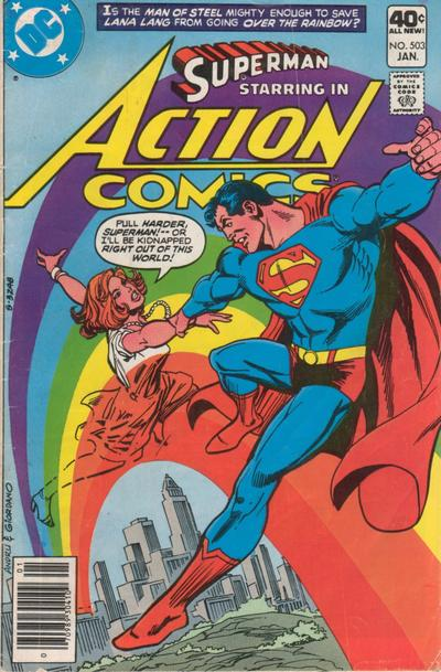 Action Comics Vol 1 503